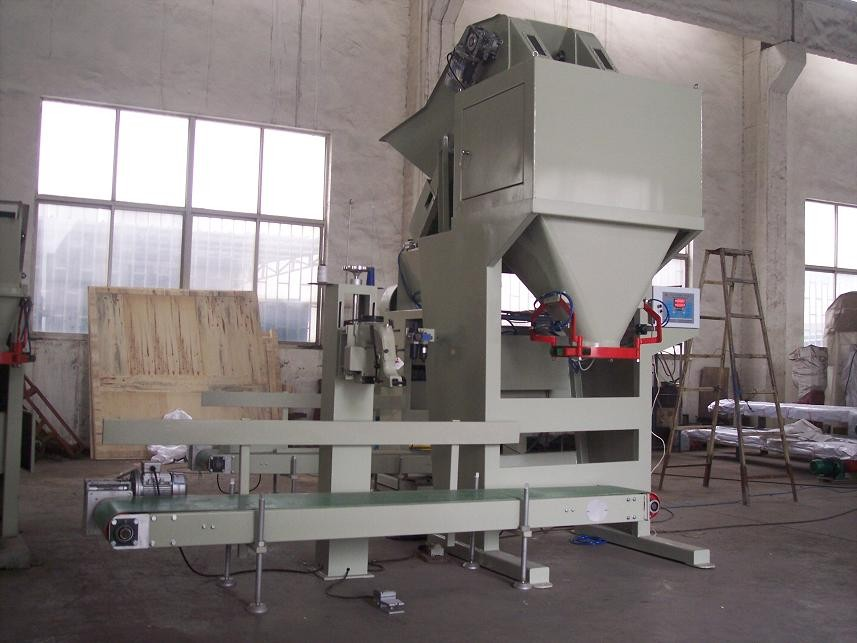 High Capacity Vertical Charcoal / Coal Packing Machine 500-600 Bags / Hour, Coal Bagging Machine 30T/H