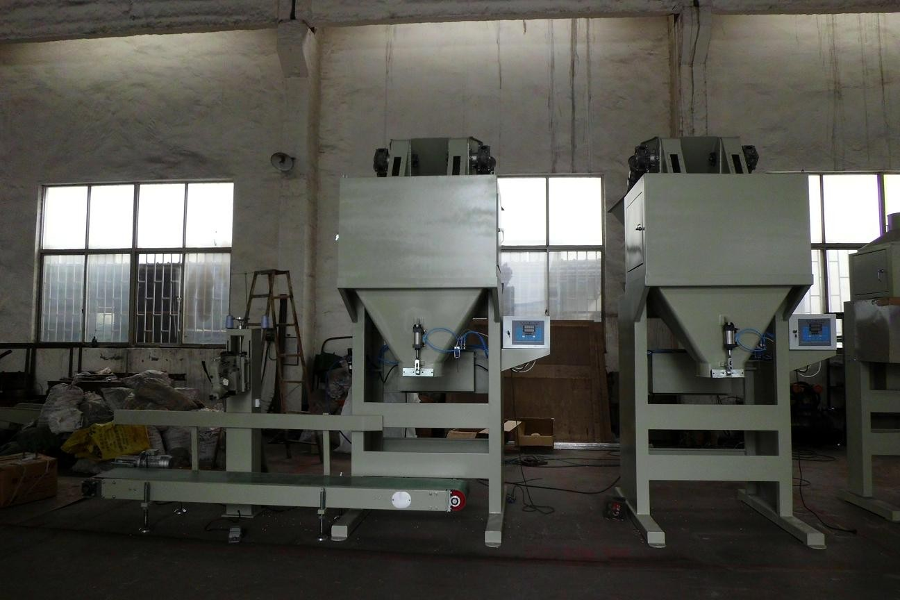 High Capacity Pressed Coal Packing Machine ,Coal Bagging Machine, Coal Packing Scale