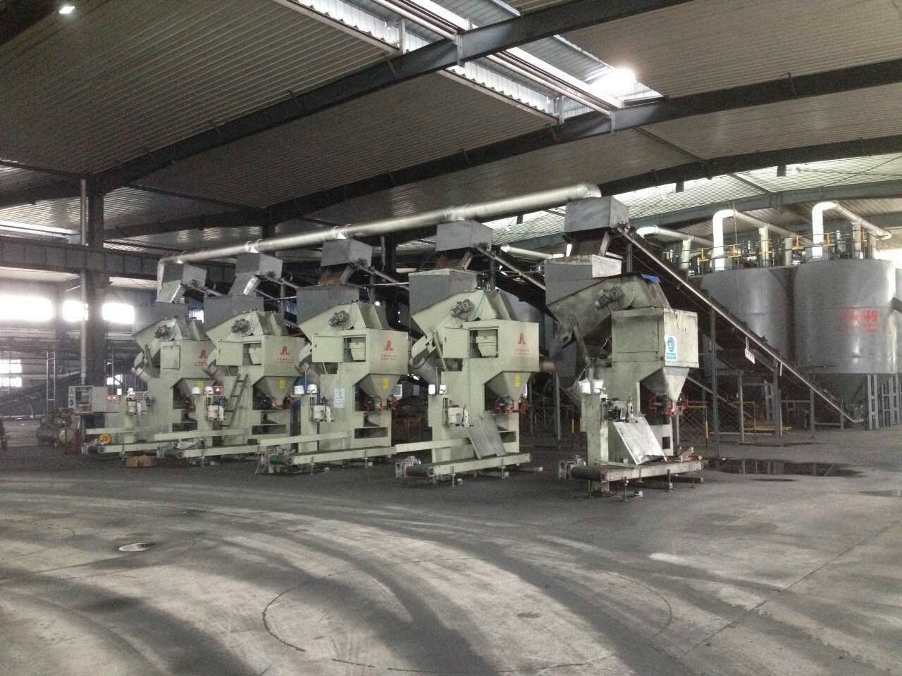 30 T/H High Efficiency Coal Bagging Machine , Coal Packing Machine 220V - 380V